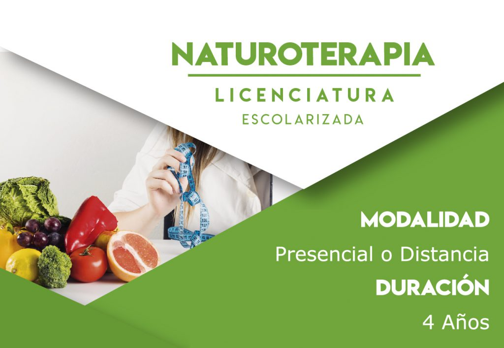 Licenciatura en Naturoterapia