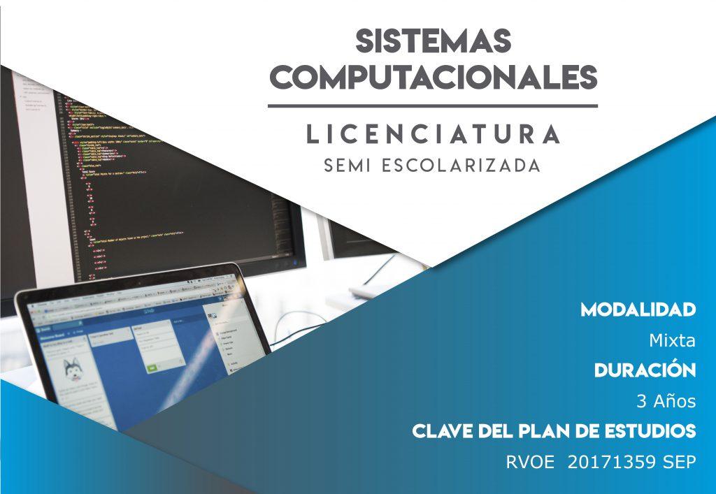 Licenciatura en Sistemas Computacionales