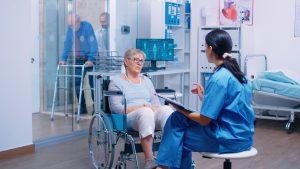 etapas históricas de la enfermería